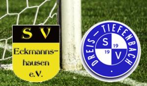 SV Eckmannshausen : SV Dreis-Tiefenbach